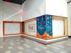 Level Kids window graphics Dubai by Sign Works