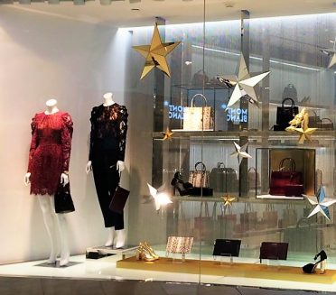 Michael Kors Window display by Sign Works IMG_5