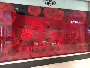 Galeries Lafayette window displays produced and installed by Sign Works Img_3