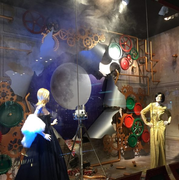 Bloomingdales Window displays and Visual Merchandising project N°2 by Sign Works Dubai