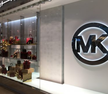 Michael Kors Window display by Sign Works IMG_2