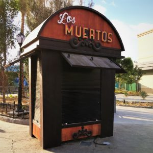 Motiongate pop-ups by Sign Works in Dubai
