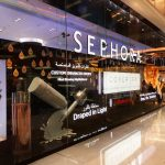 Sephora Window displays Dubai, Produced and installed by the Leading window displays and Visual Merchandising company in UAE