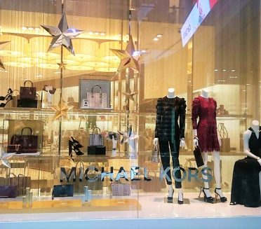 Michael Kors Window display by Sign Works IMG_3