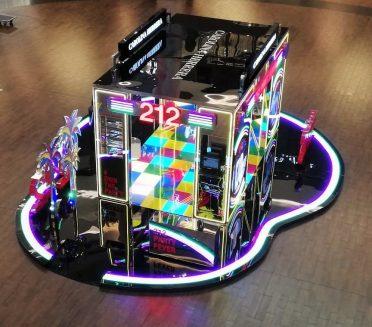 Carolina Herrera Pop-up store at Dubai Mall