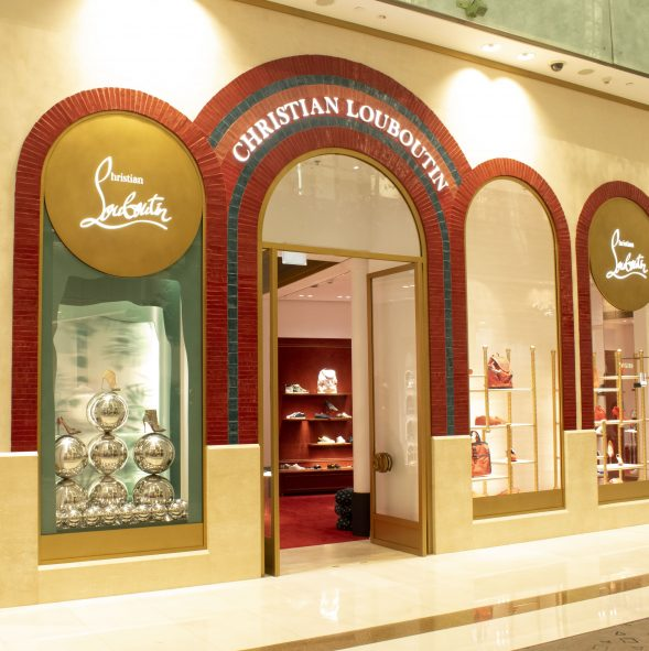 Christian Louboutin Visual Merchandising by Sign Works