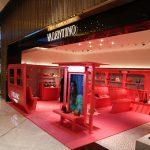 Valentino Pop-up by Sign Works