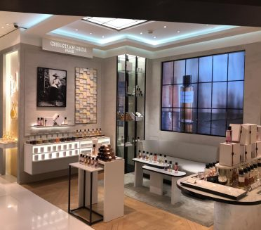 Christian Dior Retail fixtures in Avenue's mall Kuwait Image 3