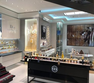 Christian Dior Retail fixtures in Avenue's mall Kuwait Image 4