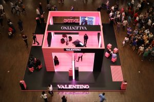 Valentino 10X10, Dubai Mall by Sign Works